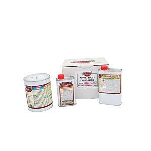 APPRET EPOXY 2 COMPOSANTS - BLANC SIGNAL  RAL 9003 - 3KGEpoxappret 9000)