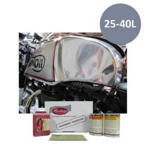 KIT BEHANDELING ALU TANK 25-40 LITER (Kit Alu 25/40)