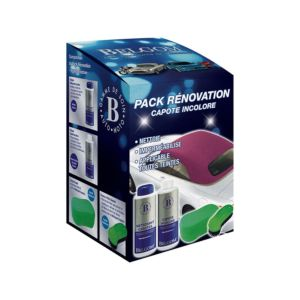 BELGOM PACK RENOVATION CAPOTE INCOLORE