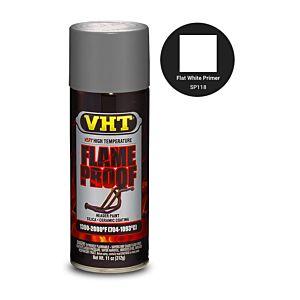 VHT FLAMEPROOF FLAT WHITE PRIMER (GSP118)