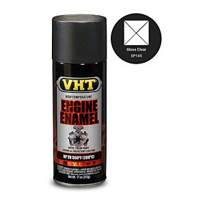 VHT ENGINE ENAMEL CLEAR GLOSS (SP145)