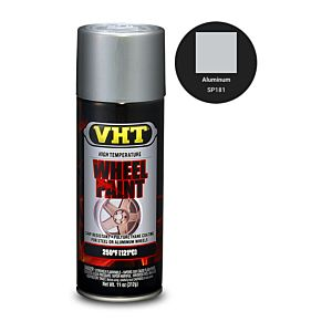 VHT WHEEL PAINT ALUMINIUM (SP181)