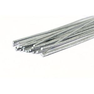 ALUMINIUM BARRE A SOUDER  - 10 PIECES