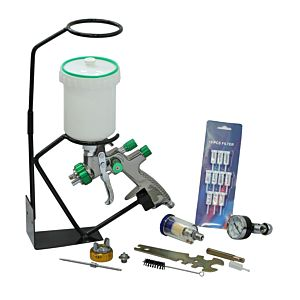 LOW VOLUME LOW PRESSURE SPRAYGUN KIT