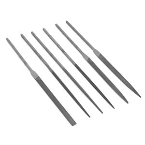 NEEDLE FILES SET 160 MM (6 PIECES)