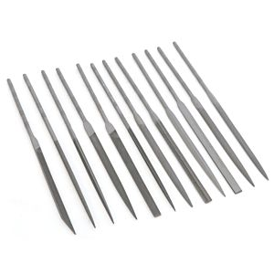 NEEDLE FILES SET 160 MM (12 PIECES)