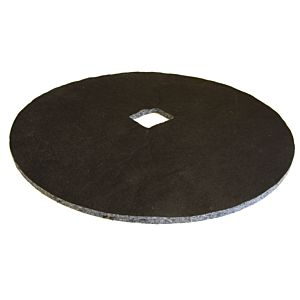 PRECUT  SOUNDPROOF MAT  FOR SPARE WHEEL 500 MM