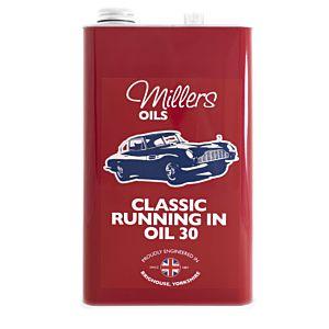 MILLERS OIL CLASSIC HUILE DE RODAGE - 5 LITRES