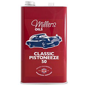 MILLERS OIL PISTONEEZE CLASSIC P50 (HUILE MOTEUR) - 5 LITRES