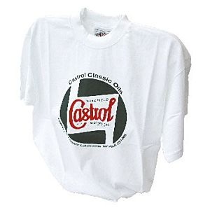 CASTROL CLASSIC T/SHIRT MEDIUM