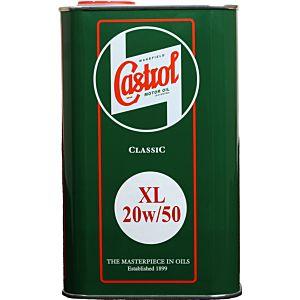 CASTROL CLASSIC OIL XL20W/50 1 LITER