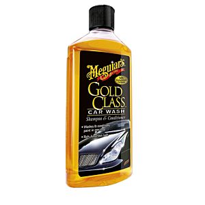 MEGUIAR'S GOLD CLASS CAR WASH SHAMPOO AND CONDITIONER (G7116)