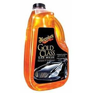 MEGUIAR'S GOLD CLASS CAR WASH SHAMPOO AND CONDITIONER (G7164)