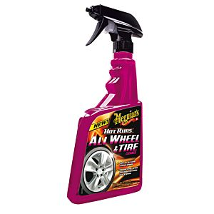 MEGUIAR'S HOT RIMS WHEEL & TIRE CLEANER (G9524)