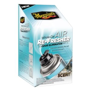 MEGUIAR'S AIR RE-FRESHER - NEW CAR SCENT (G16402)