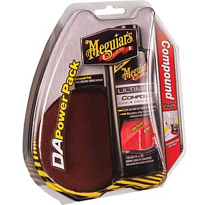 MEGUIAR'S DA POWER SYSTEEM COMPOUND POWER PACK (G3501)