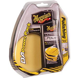 MEGUIAR'S DA POWER SYSTEEM POLISHING POWER PACK (G3502)