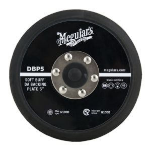 MEGUIAR'S DBP5 DA BACKING PLATE 5