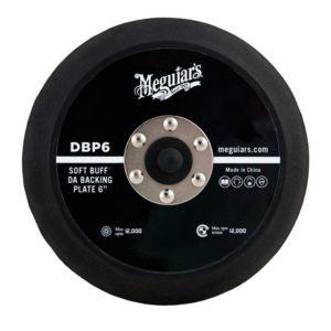 MEGUIAR'S DBP6 DA BACKING PLATE 6