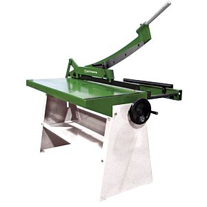 MANUAL SHEAR TABLE MODEL WITH BLADE 1000 MM