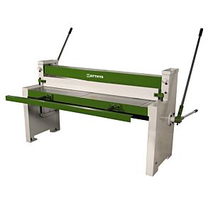 CISAILLE GUILLOTINE COMMANDE A MAINS 1500 MM