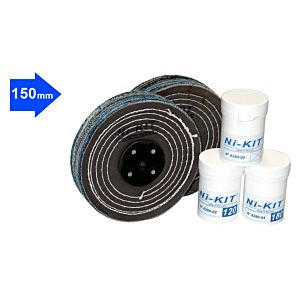 ABRASIVE-KIT 150 MM