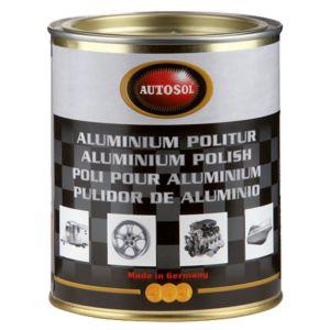 AUTOSOL ALUMINIUM POLITUR AUTOSOL BLIK 750 ML