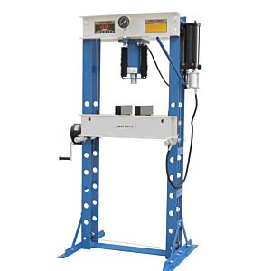 SHOP PRESS WITH MANOMETER 40 TON CE