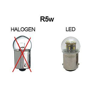 KNIPPERLICHT LED-LAMP 12V WARM WIT