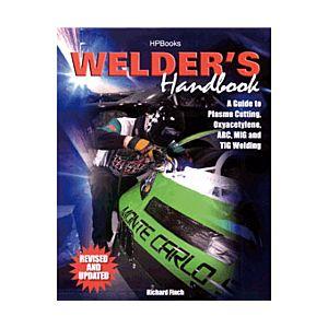 WELDERS HANDBOOK (RICHARD FINCH) ENGELSTALIG