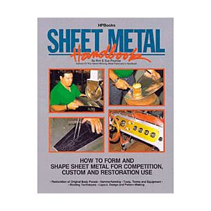 SHEET METAL HANDBOOK (FOURNIER RON) ENGELSTALIG