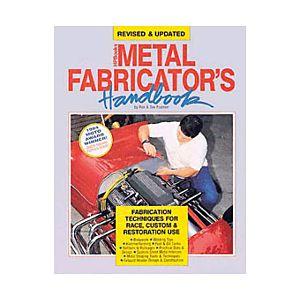 METAL FABRICATOR'S HANDBOOK (FOURNIER RON) ENGELSTALIG