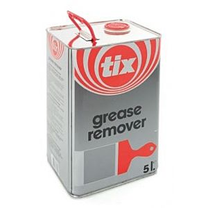 TIX GREASE REMOVER 5 LITER