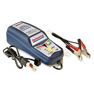 OPTIMATE 4 -DUAL CHARGEUR INTELLIGENT 12V-0,8A CAN
