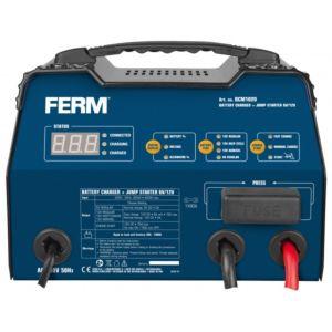 FERM ACCULADER MET STARTHULP 6V-12V