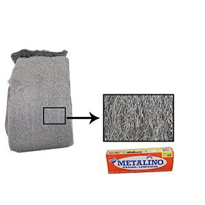 STAALWOL FIJN 00 METALINO - 200 GR