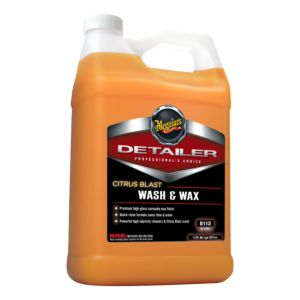 MEGUIAR'S CITRUS BLAST WASH & WAX (M D11301)