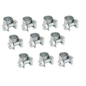 SLANGKLEM 6-8 MM - 10 STUKS