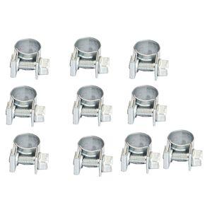 SLANGKLEM 7-9 MM - 10 STUKS