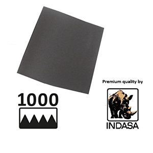 WATERSCHUURPAPIER P1000 - 10 VELLEN