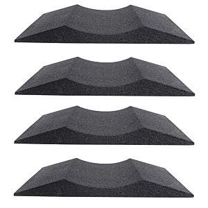 CHAUSSURES POUR PNEUS, largeur 40cm, convient pour pneus de 17 jusqu'au 22  (Jeu de 4 pièces)
