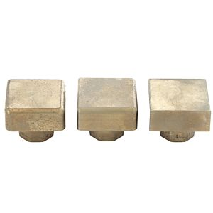 SQUARE DIES - SET OF 3 PCS - FOR MECHAMMER MARK-II