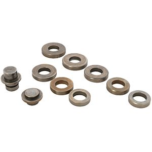 TIPPING DIE SET 6, 8, 10 AND 12 MM - FOR MECHAMMER MARK-II