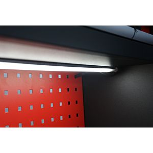 COMPLETE VERLICHTINGSSET MET 3 LED LAMPEN